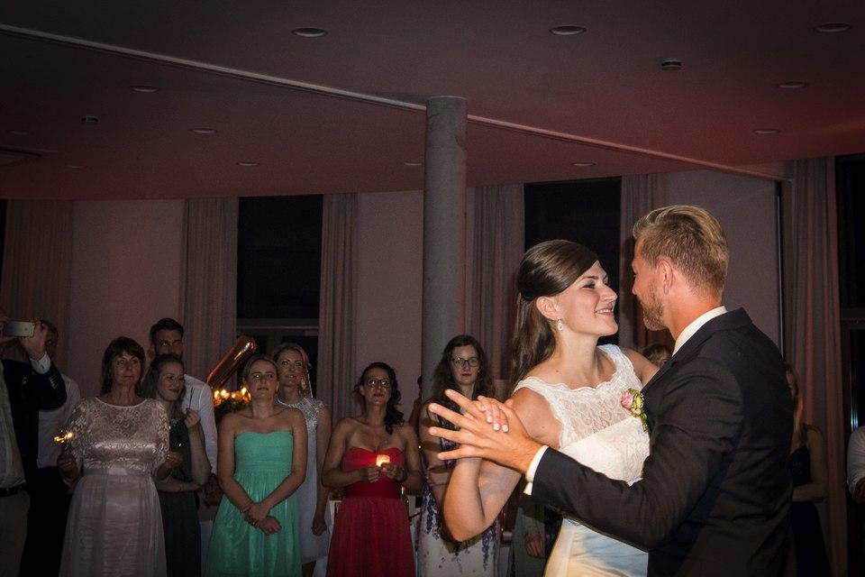 Brautpaar Hochzeit DJ