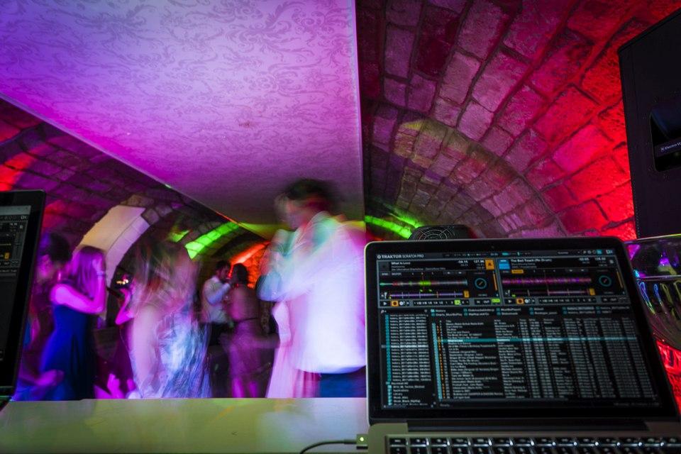 Hochzeitsfeier DJ